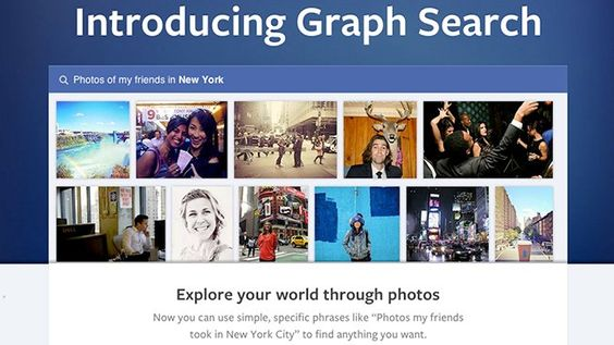 Facebook Unveils Graph Search:This can lead to search data to inform search results with ads & content that pops up most prominently in a user's News Feed on Facebook.