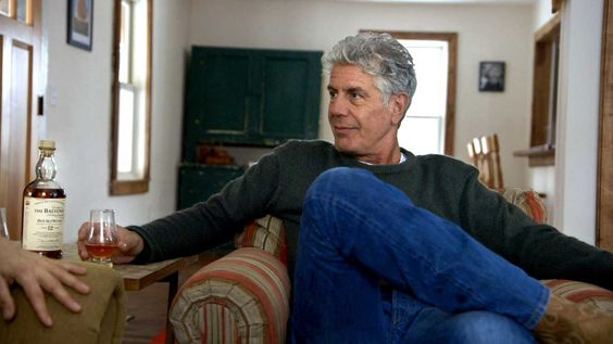 23 Brilliant Life Lessons From Anthony Bourdain. Wise words.