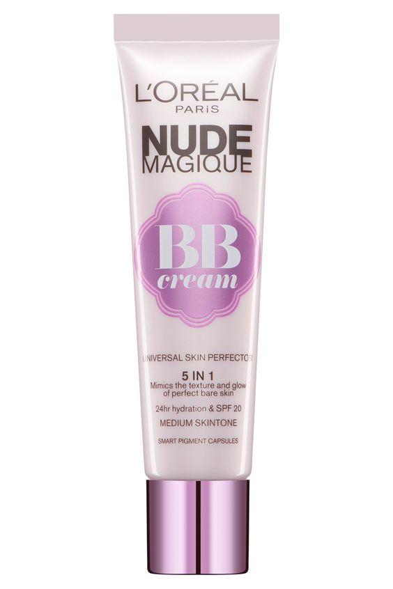 Best BB Cream 2017 L'Oreal Nude Magique BB Cream