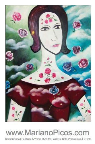 Art By Mariano Picos Pelegri