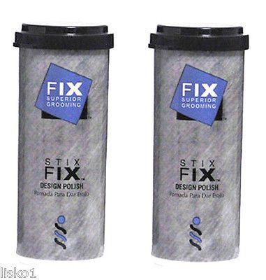 MEN'S STIX FIX Design Polish 1.5 oz Natural Hold , adds shine (2-stiks)