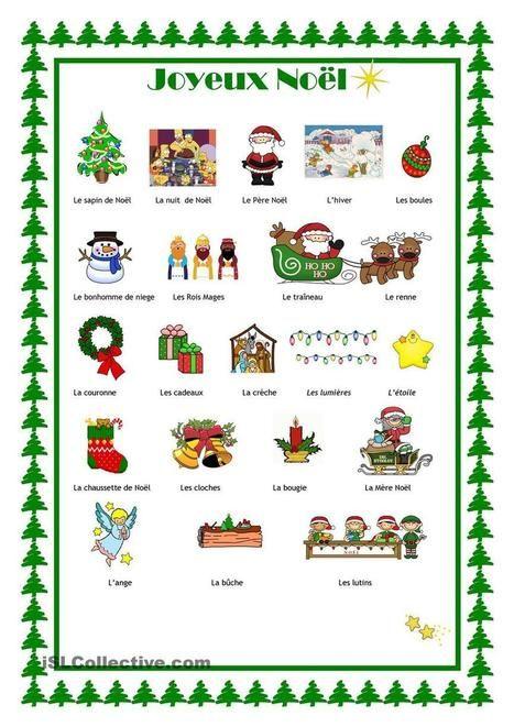 Święt Bożego Narodzenia #2 - słownictwo 19 - Francuski przy kawie