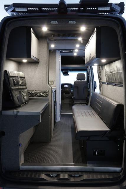 Rb Touring Rd 144 Camper Van Conversion Diy Volkswagen Routan