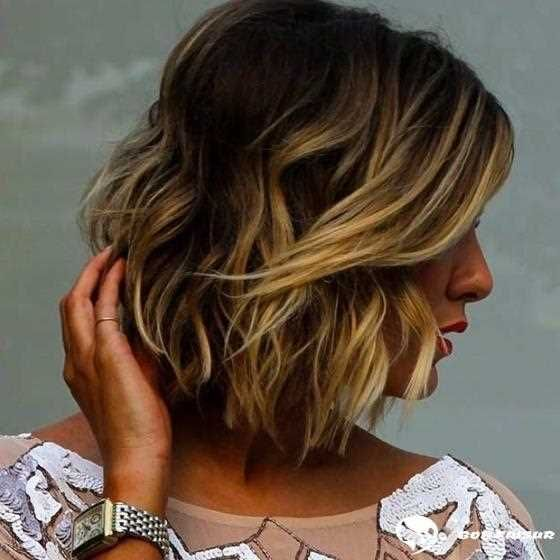 10 Cool Balayage Ideas For Short Hair 2019 2020 With Images