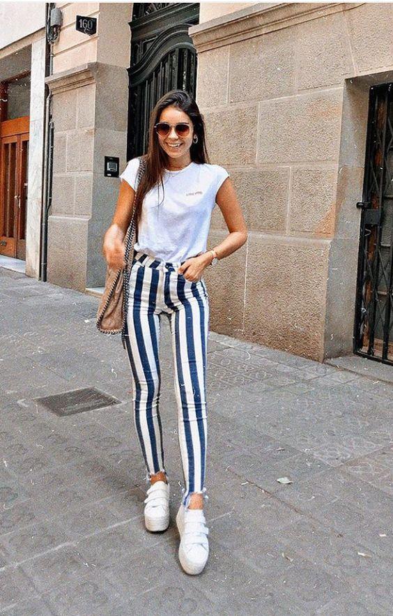 Conjuntos Con Pantalones Rosario Contreras Ropa De Moda Ropa Ropa De Mujer