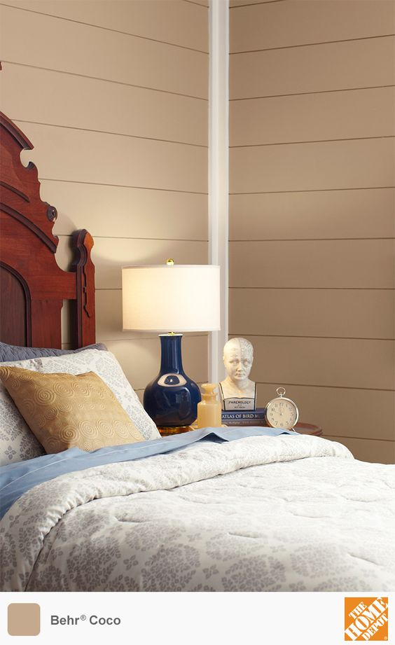 Behr tan paint and taupe on pinterest for Perfect tan paint color