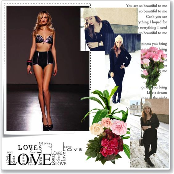 """Fashion Blogger's Choice: Spleen of Style for Valery Lingerie"" by socialwardrobe ❤ liked on Polyvore"