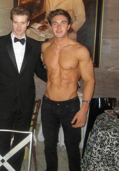 Robert walter for modelbartenders at the lgbtq wedding expo january
