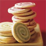 Cinnamon holiday pinwheel cookies