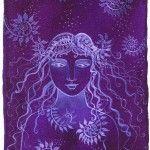 Goddess Kore-Persephone