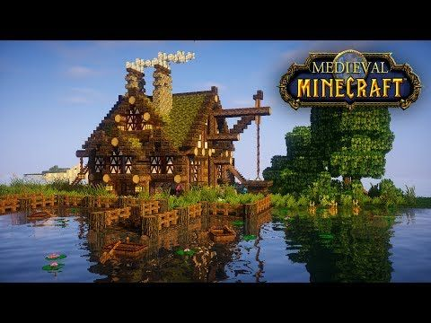 6 Minecraft Tutorial How To Build A Big Survival House