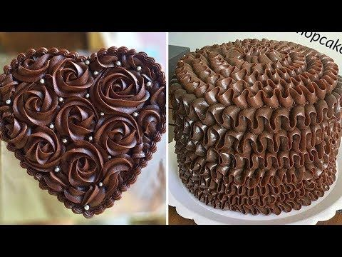 Watch Or Download Top 10 Chocolate Cake Decorating Ideas