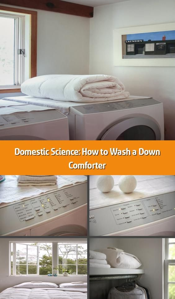 Domestic Science How To Wash A Down Comforter Over The Past Several Months We Ve Been Touting The Benefits Of In 2020 Down Comforter Clean Bed Mattress Cleaning