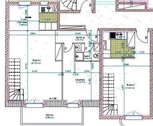 Faycel Abdellatif (faycel040678) on Pinterest - logiciel de plan de maison