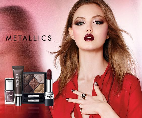 Maquillage Metallics Dior