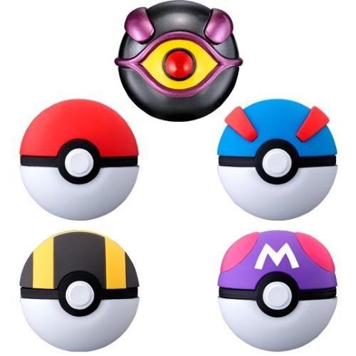 Pokemon Monster Ball Collection Mewtwo Strikes Back 2 Inch Ball Masterball Pokemon Ball Mewtwo Strikes Back Pokemon