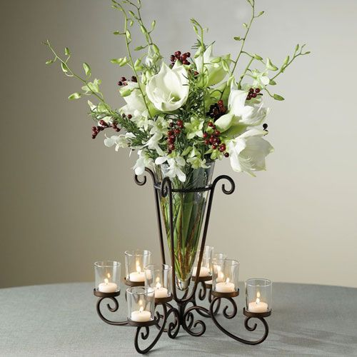 Glow beautiful and candle holders on pinterest