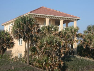 Three Story Ocean Front Elevator Pvt Dune Crossover 2400 Special For June Flagler Beach House Rental Fl Vacations