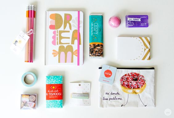 Hallmark intern Sara shares the best idea for back to school care packages. (A blog from the Creative Studios at Hallmark.)