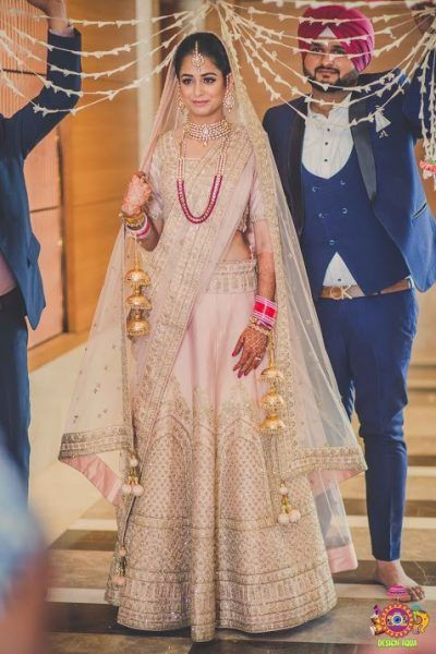 "#FirstPerson: ""I Picked My Lehenga Over FaceTime and Tried It On Just Days Before My Wedding!"" 