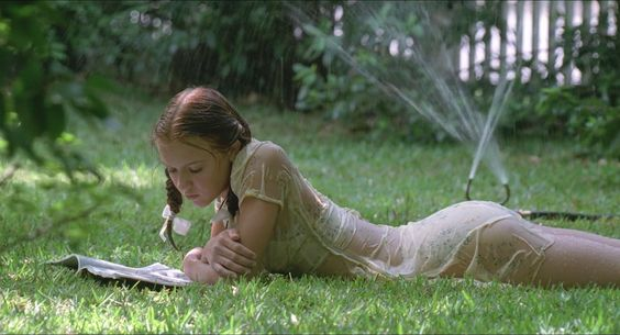 Lolita (1997). Starring Dominique Swain and Jeremy Irons