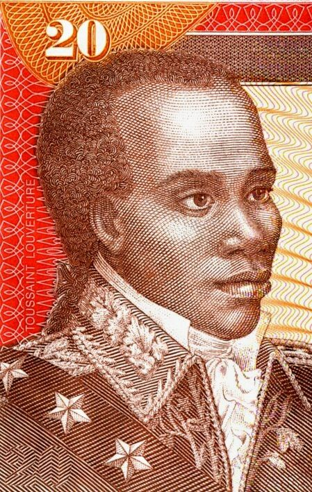 cultureunseen:  François-Dominique Toussaint Louverture, also Toussaint L'Ouverture, Toussaint-Louverture, Toussaint Bréda, nicknamed The Black Napoleon, was the leader of the Haitian Revolution.Our President for Life arrived on May 20, 1743 and departed on April 7, 1803.  Happy birthday: