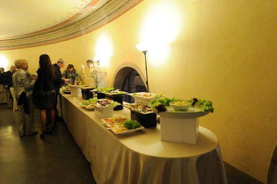 DireurEventi: Standing Buffet per evento aziendale