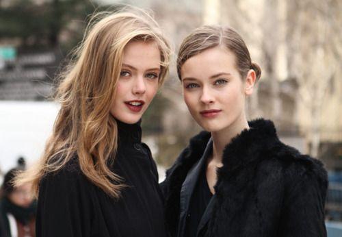 "Frida Gustavsson & Monika ""Jac"" Jagaciak"