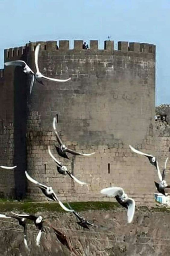 Diyarbakır Surları, Turquía
