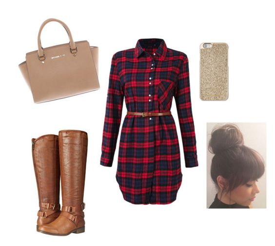 """Untitled #230"" by veronicabrooks1 ❤ liked on Polyvore featuring Madden Girl and Michael Kors"