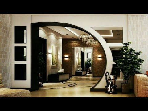 Hall Arch Designs House Arch Design Living Room Partition Design Beautiful Living Rooms Decor Living room arch decoration ideas