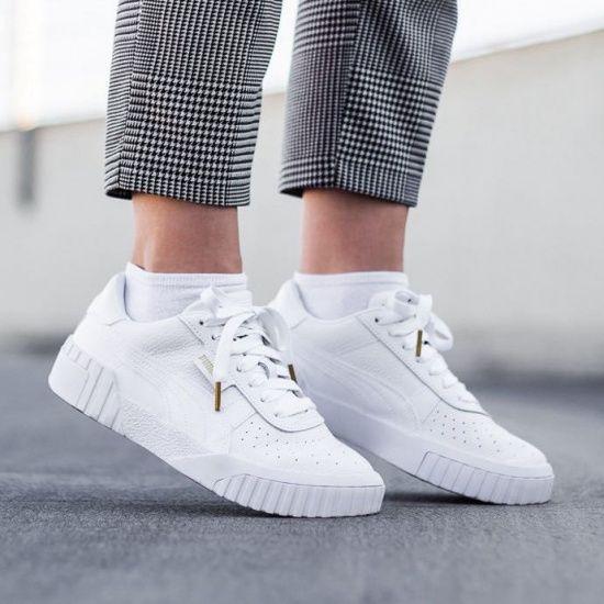 Cali Wn's: PUMA white – 37 | Štýlová móda, Odev, Športové ...