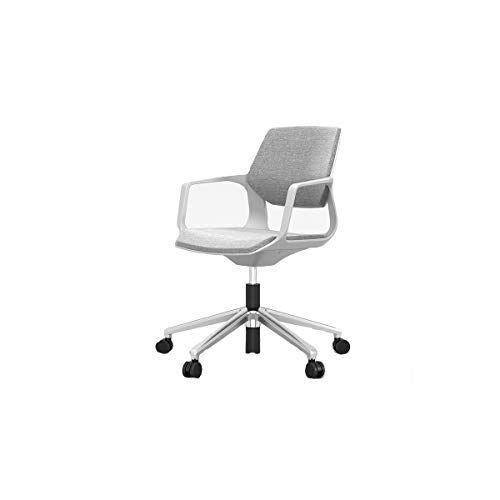 Cqiang Small Waist Computer Chair Home Seat Swivel Chair Modern
