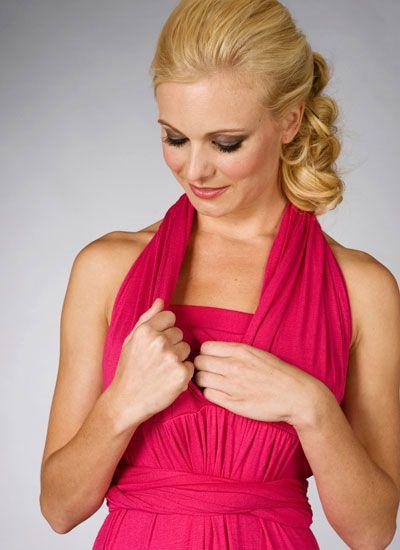 Nursing ireland and mothers on pinterest for Nursing dresses for wedding