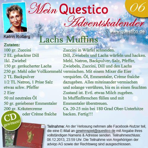 Heute ist Nikolaus und damit öffnet sich das 6. Türchen unseres Adventskalenders. Katrin Roßberg hat uns etwas mitbgebracht. www.questico.de