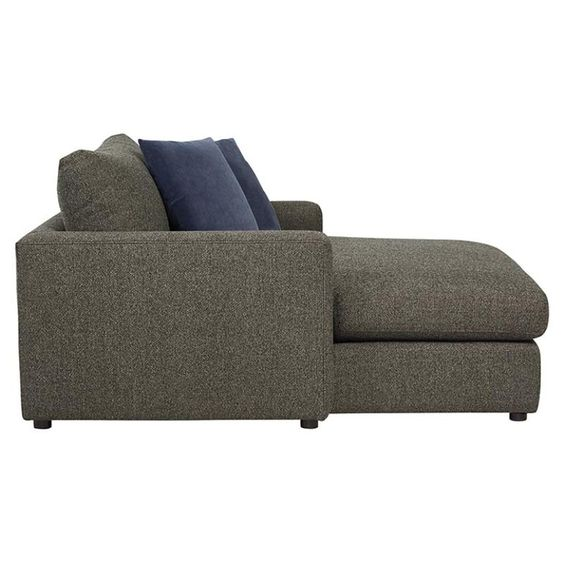 2611CL in by Bassett Furniture in Macon, GA - Allure Freestanding Chaise