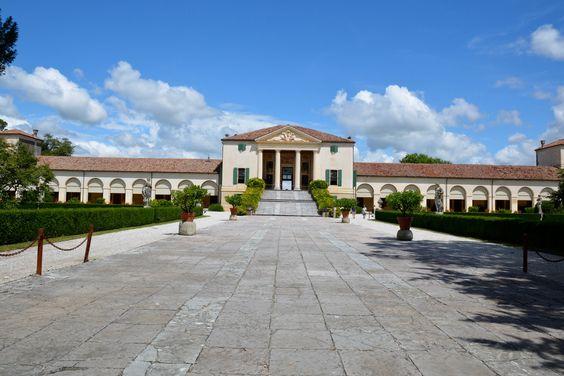 Villa Emo a Fanzolo
