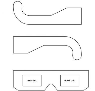 Znalezione obrazy dla zapytania glasses template