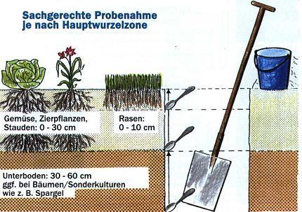 Raiffeisen Bodenanalyse