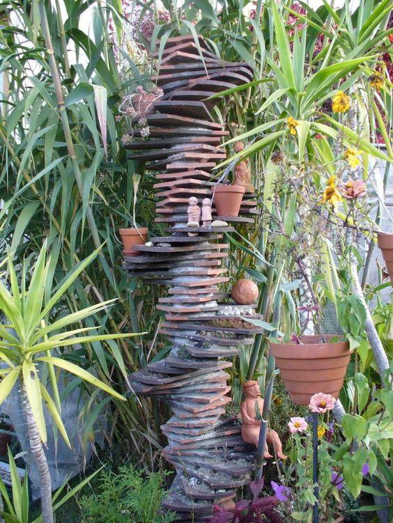 Gartengestaltung Ideen ? Trockene Gebiete Wieder Blühend Machen ... Gartengestaltung Ideen Trockene Gebiete