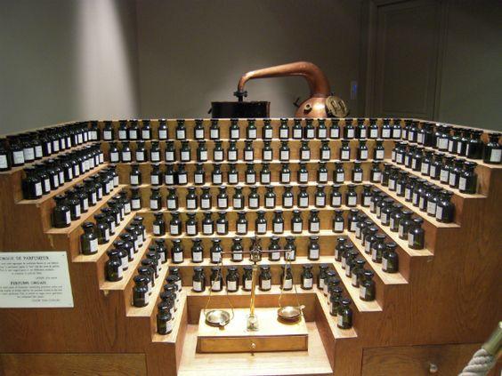 Órgano de Perfumes, todos los aromas que buscas, en deperfum.com al mejor precio!
