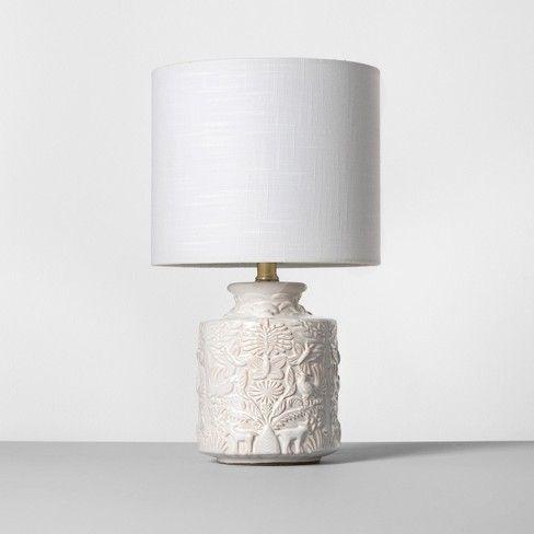 Ceramic Table Lamp White Opalhouse Table Lamp White Table Lamp Ceramic Table Lamps