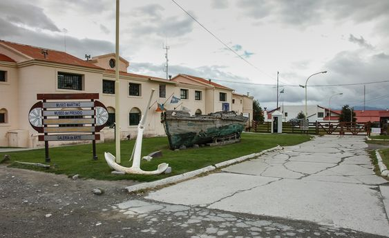 Museu do Fim do Mundo argentina