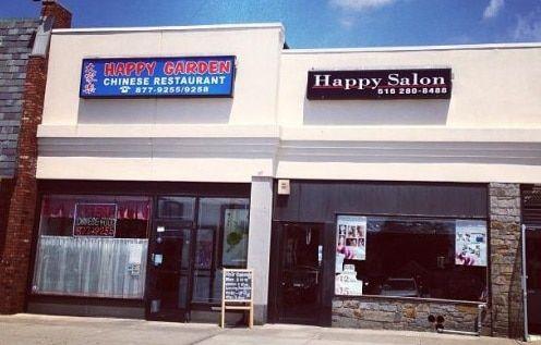 Happy Garden Williston Park Dine In Or Take Out Be Happy Williston Best Chinese Restaurant Happy Salon
