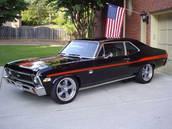 Menacing '72 Nova Gets SCCA Themed - Chevy Hardcore