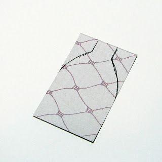 Van Laar Designs: Paper Bow Tutorial