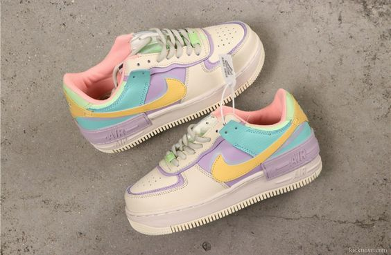 Nike Air Force 1 Low Easter Vibes Shadow Pale Ivory CI0919-101