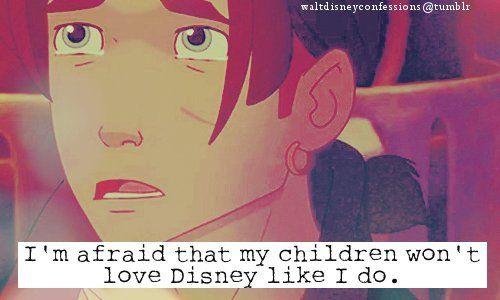 Walt Disney Confessions.