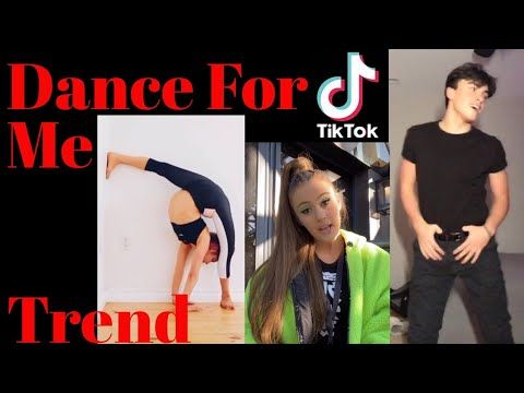 Dance For Me Dance For Me Oh Oh Oh Tik Tok Youtube Dance Tik Tok Youtube Videos