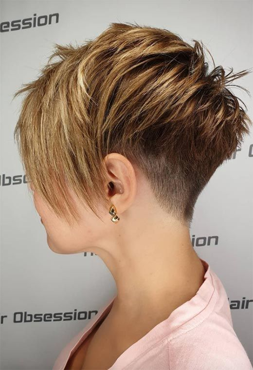61 Extra Cool Pixie Haircuts For Women To Try In 2020 Thick Hair Styles Hair Styles Hairstyles For Thin Hair